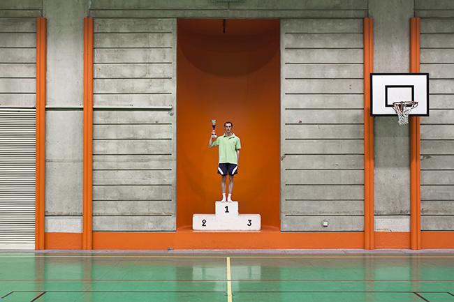 Title: Champion, 30x45 cm, Inkjet print, 2012