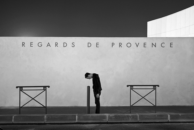 Title: Regard(s) de Provence, Regards de Provence Museum Marseille, 50 x 75 cm, Inkjet print, 2013