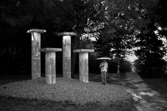 Title: Les piliers, 24 x 36 cm, Inkjet print, 2013