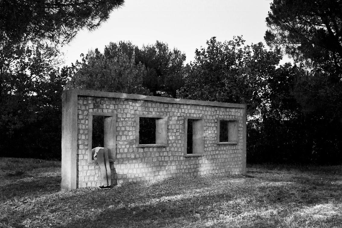 Title: La maison, 24 x 36 cm, Inkjet print, 2012