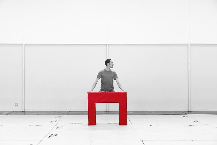 Title: Module #2, Le Modulor series, 37 x 55,5 cm, Inkjet print, 2014