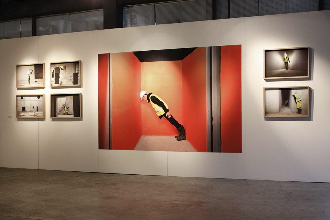 Exhibition view - Maison de la Photographie - Lille - Fr, 2015