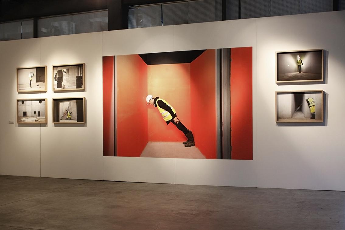 Exhibition view - Maison de la Photographie - Lille - Fr, 2015