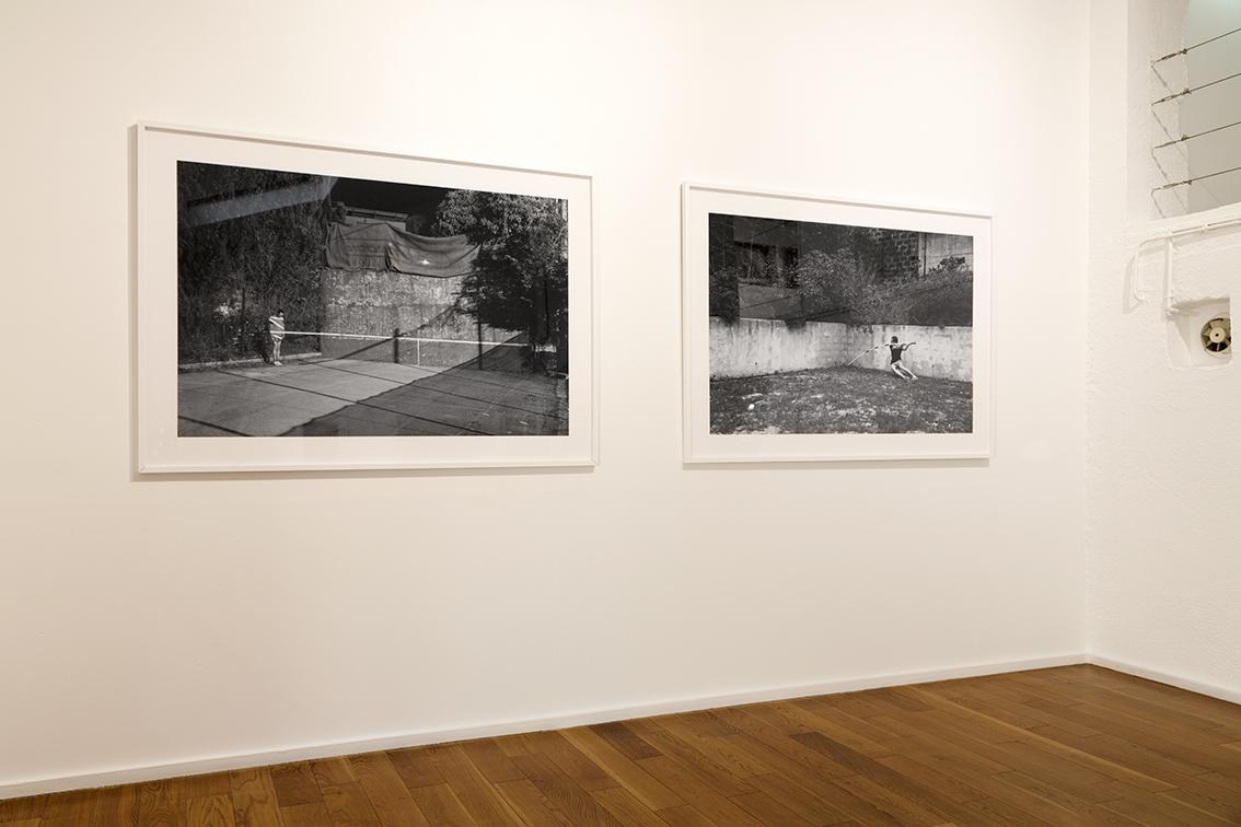 Exhibition view - Gallery Le Réverbère - Lyon - Fr, 2015