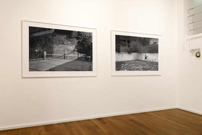 Exhibition view - Prix HSBC pour la Photographie - Réverbère gallery, Lyon - Fr, 2015