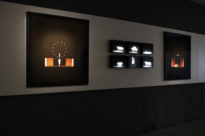Exhibition view - Curator François Cheval - House of Photography - Lille - Fr, 2015
