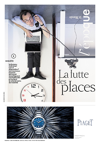 For Le Monde newspaper - Oct. 2016