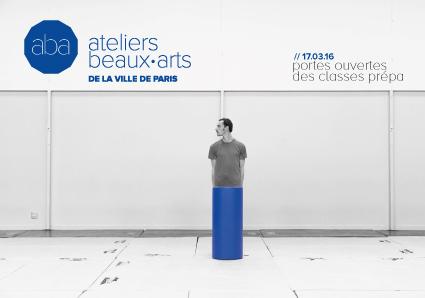 For the Ateliers Beaux-Arts Ville de Paris