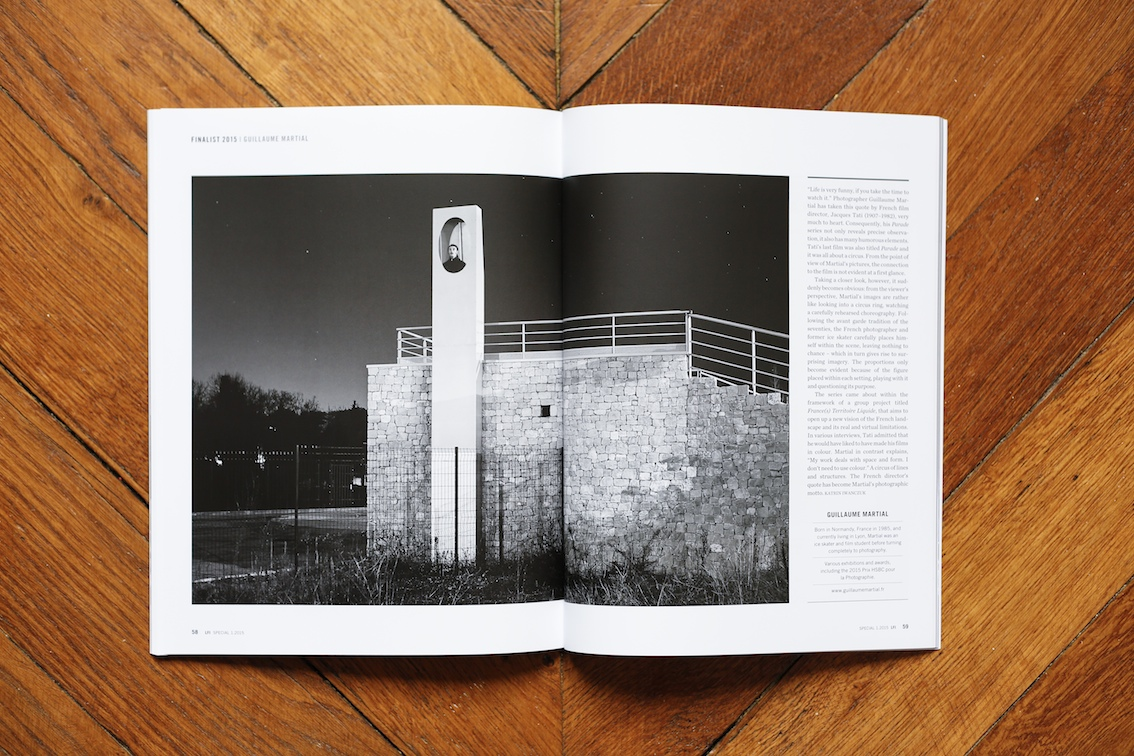 LFI Magazine Fotografie International – Leica Oskar Barnack award Special Edition – Group publishing, 2015