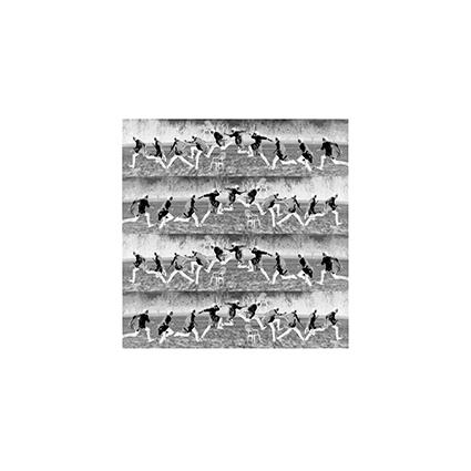Title: Saut de chaise, 100x100 cm, Inkjet print, 2015
