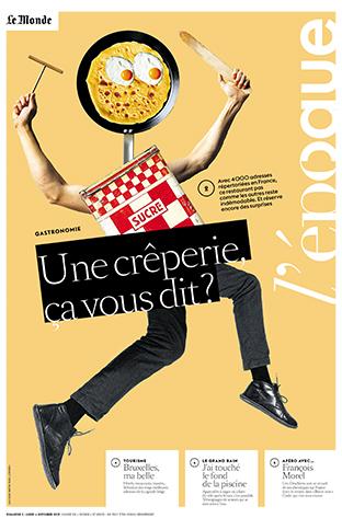 For Le Monde newspaper - Nov 2019
