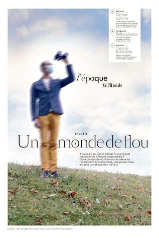 For Le Monde newspaper - Sept 2020