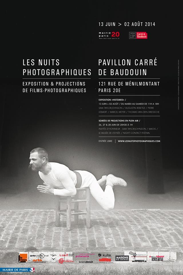 Les nuits photographiques Guillaume Martial Le Modulor