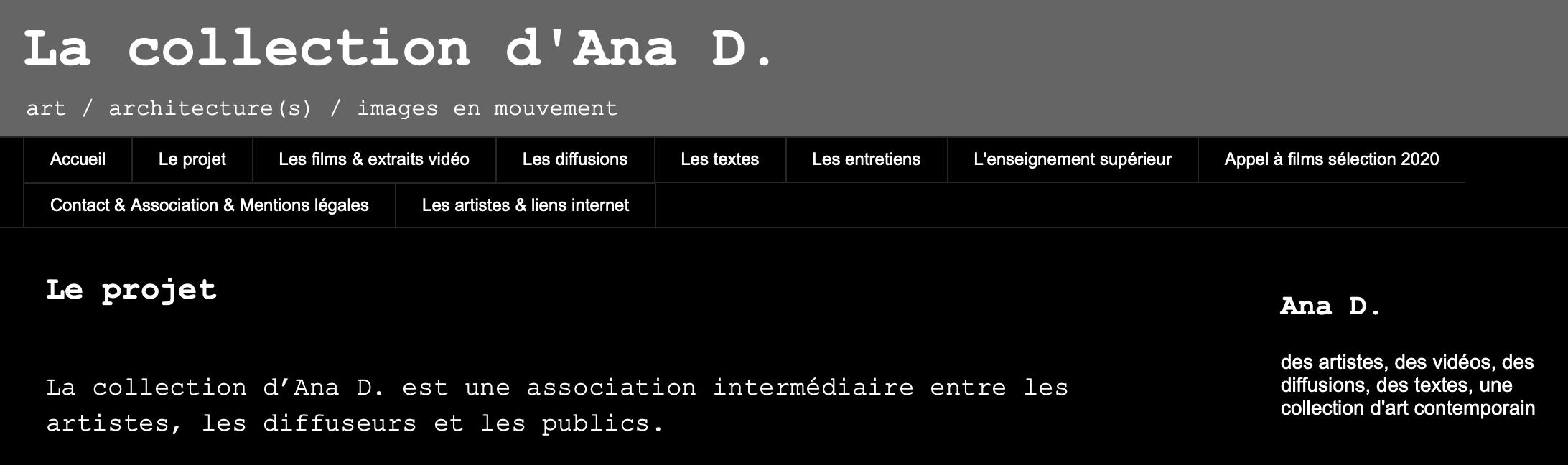 Ana D