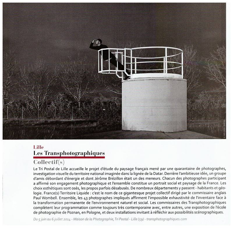 Images Magazine Transphotographiques 2014