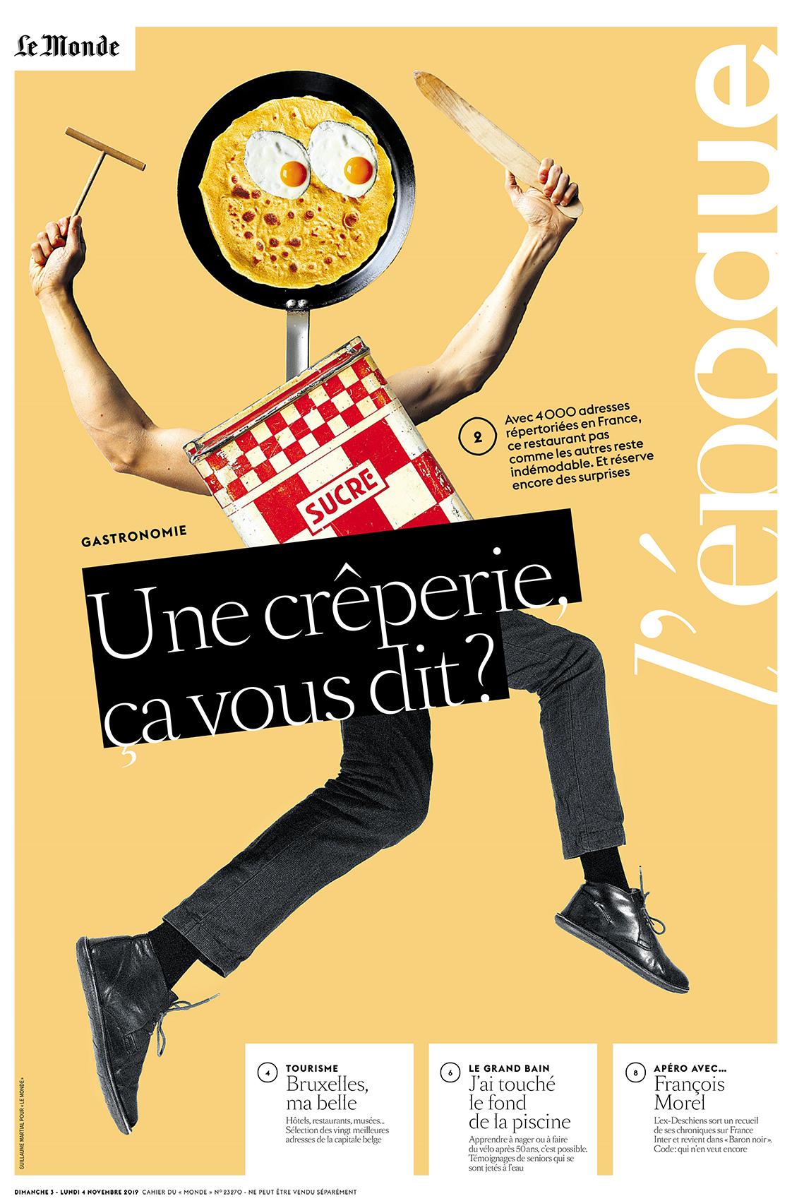 Le Monde Crepe news